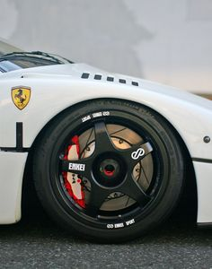 Ferrari F40 Enkei close fit