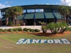 Sanford Memorial Stadium home of the Sanford River Rats