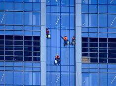 Hire Shine Tech Group for commercial window cleaning Services in Toronto, Brampton, Etobicoke, Woodbridge. We also offer professional window squeegee, high rise window cleaning and washing.