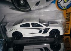 HOT WHEELS 2016 MUSCLE MANIA # 10/10  '15  DODGE CHARGER SRT #HOTWHEELS #DODGE