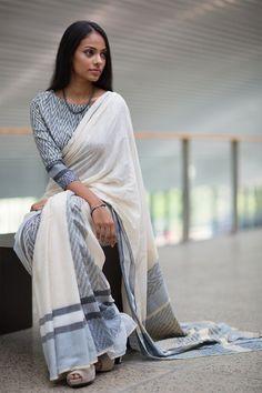 Chalana Rekha Saree by FashionMarket.lk