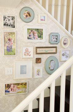 Decorar con cuadros y fotos ~ Mi Casa Inventada