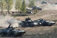 Russian Army Training