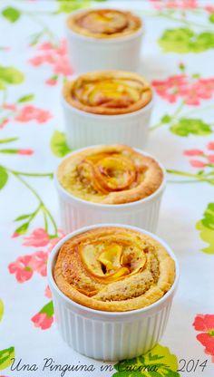 crostata frangipane e pesche - frangipane peaches tart