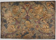 Leather, ca. 1750, Netherlands