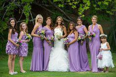 Photography: Sun & Sparrow Photography - www.sunandsparrow.com  Read More: http://www.stylemepretty.com/california-weddings/2014/04/01/malibu-wedding-with-romantic-purple-details/