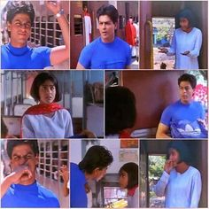 Scenes from KKHH.