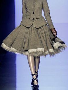 Jean Paul Gaultier haute couture f/w 2011