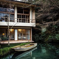 Japanese Home | Home Design | Home Inspiration | Japanese Home Design | Dream Home | House on Water | Homes Abroad | Photography by Beth Kirby | Local Milk Blog