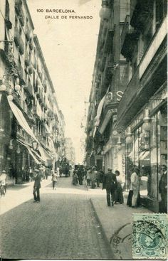 Carrer  Ferran, BARCELONA
