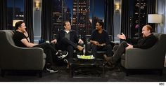 Talking Funny - Ricky Gervais, Jerry Seinfield, Chris Rock and Louis CK... Being Awesome!!!