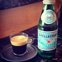 Thanks @shakattack179 for sharing your  breakfast time with S.Pellegrino!