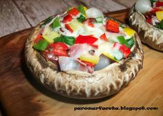 Portobello - kolorowa pizzerka z parowaru