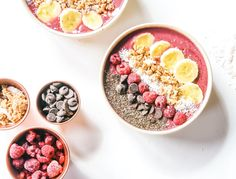 The Perfect Acai Smoothie Bowl