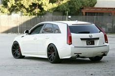 Cadillac CTS-V Wagon.