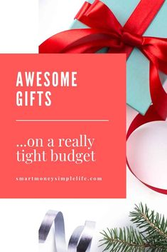 On a tight Christmas budget this year? You need to check out this list of low-cost (or free) gifts that are awesome and guaranteed to impress. Christmas Gifts For Adults, Christmas On A Budget, Christmas Crafts, Cheap Gifts, Frugal Living Tips, Budget Planner, Tight Budget, Budgeting Tips, Creative Gifts