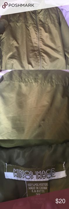 Lightweight jacket in excellent condition. Women's size 3 XL lightweight zippered jacket. Jacket is in excellent condition and recently dry cleaned. Perfect for spring or fall evenings. Jackets & Coats Utility Jackets