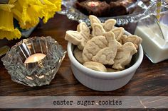 Saltwater Happy's EASTER SUGAR COOKIES
