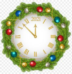 2021 new year clockimage Happy New Year Download, Happy New Year Png, Happy New Year Gift, Happy New Year Pictures, New Year Gifts, Christmas Clipart, Red Christmas, Christmas Time, Hibiscus Clip Art