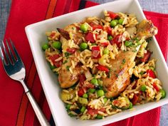 Chicken with Rice Weight Watchers Recipes