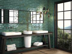 Best Fliesen Images On Pinterest Bathroom Bathrooms And Floors - Wandfliesen 80 x 40