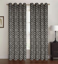 Elrene Home Fashions Luna Window Single Curtain Panel Reviews