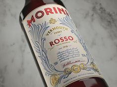 Morini is a product that reflects the tradition of vermouths. A tradition of having a drink on a sunny day with some friends. A throwback to an earlier era of classic cocktails.