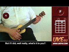 Hallelujah ( Leonard Cohen ) - Ukulele Playalong - strumming and chords Ukulele Songs, Ukulele Chords, Bucket Drumming, Cool Ukulele, Guitar Tuners, Leonard Cohen, Elementary Music, Playing Guitar, Music Stuff