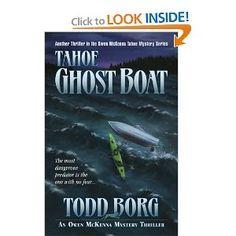 Tahoe Ghost Boat (Owen McKenna): Todd Borg