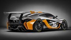 McLaren P1 GTR: como deixar um hipercarro insano ainda mais radical