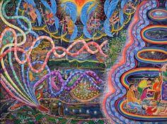 pablo amaringo sesion de ayahuasca - Buscar con Google