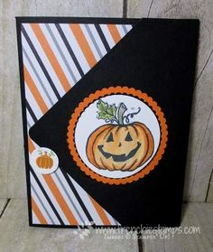 Stamp & Scrap with Frenchie: Peek a Boo Flap card How to video