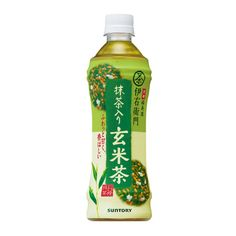 サントリー 緑茶 伊右衛門 <玄米茶> - 食@新製品 - 『新製品』から食の今と明日を見る!