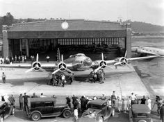 Boeing's first B-17 shown days before its July 28, 1935 first flight. (Boeing)