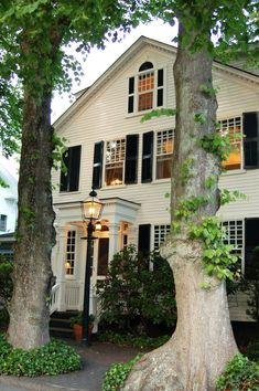 The Charlotte Inn, Edgartown, MA