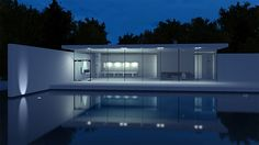 Skywood House (Graham Phillips, 2001) by Thierry Dulieu, via Flickr