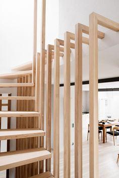 Loft Szczecin est un studio d'architecture comprenant deux agences, en Allemagne et en Pologne. Ce sont les architectes polonais qui sont à l'origine de ce