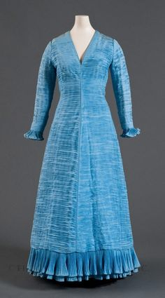 Dress, Sibyl Connely, 1971