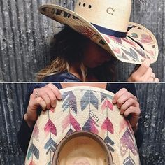 Days are getting longer, straws cowgirl hats are getting cooler