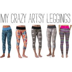Cute Women's Clothing For Cheap I combine cute Leggings