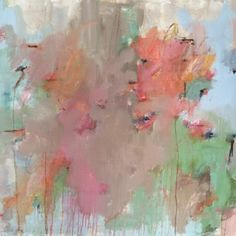 """Laura Park, """"Mimosa"""" 36x48   Gregg Irby Gallery"""