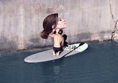 Stunning Seaside Murals by Street Artist Sean Yoro aka HULA in Hawaii   iGNANT.de