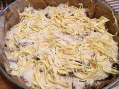 Prajitura lenesului – Sa Gatim cu Gina Potato Salad, Cabbage, Deserts, Cooking Recipes, Potatoes, Vegetables, Cake, Ethnic Recipes, Food