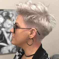 Short Hairstyle 2018 – 204