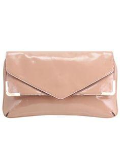 Melie Bianco's Zeta Clutch only $52 on Handbago!