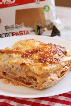 Lasagna low-carb, cu foi proteice Ciao Carb Lasagna, Low Carb, Gluten, Keto, Ethnic Recipes, Kitchen, Food, Cooking, Eten