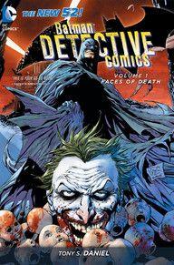 BATMAN: DETECTIVE COMICS VOL. 1: FACES OF DEATH | DC Comics