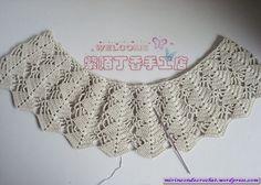 Maravilhas do Crochê: Vestido de Crochê