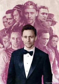 """We all have two lives. The second one beings when we realize that we only have one""~Tom Hiddleston"