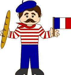 France Paper Doll Craft